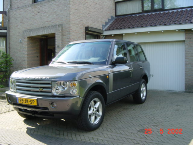 Picture of 1999 Land Rover Range Rover