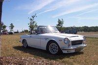1966 Datsun 1200 Overview