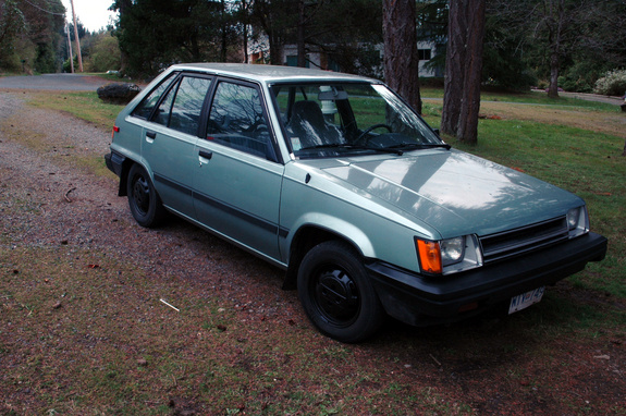 1986 Toyota Tercel, I wish my tercel looked like this :( :( Look in the River Cars album for actual pictures, gallery_worthy