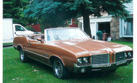 1972 Oldsmobile Cutlass Supreme picture