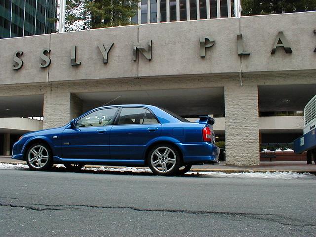 Picture of 2003 Mazda MAZDASPEED Protege 4 Dr Turbo Sedan, gallery_worthy