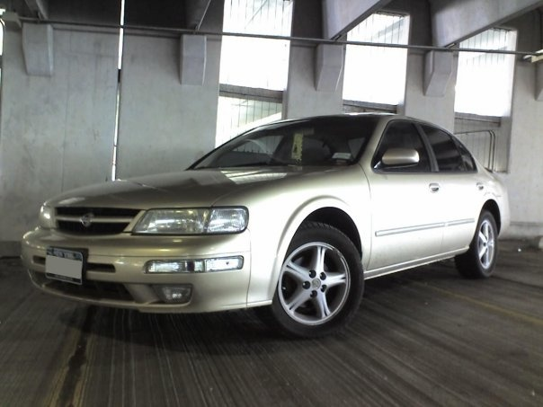 Picture of 1998 Nissan Maxima SE