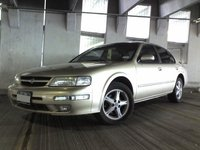 1998 Nissan Maxima Picture Gallery