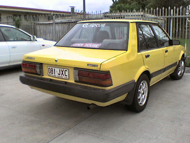 Picture of 1983 Mazda 626, gallery_worthy