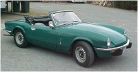 Picture of 1972 Triumph Spitfire
