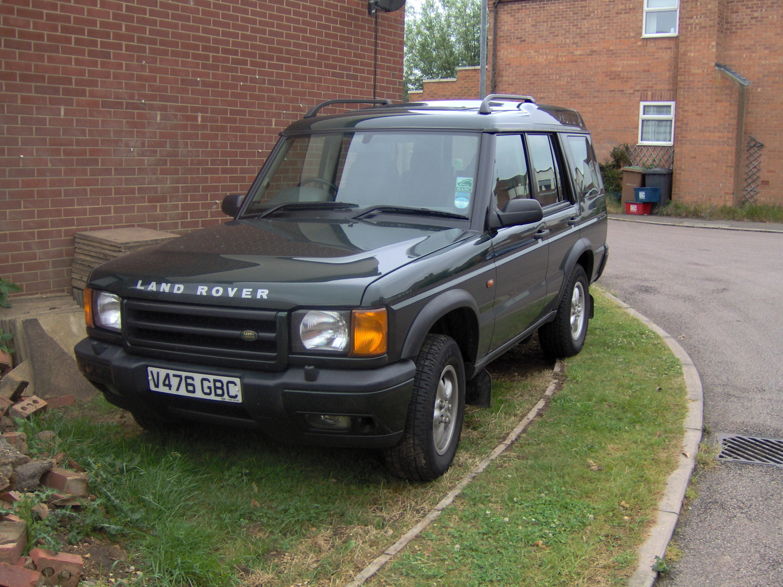 2000 land rover discovery series ii other pictures cargurus. Black Bedroom Furniture Sets. Home Design Ideas
