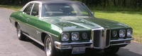 1970 Pontiac Bonneville Overview