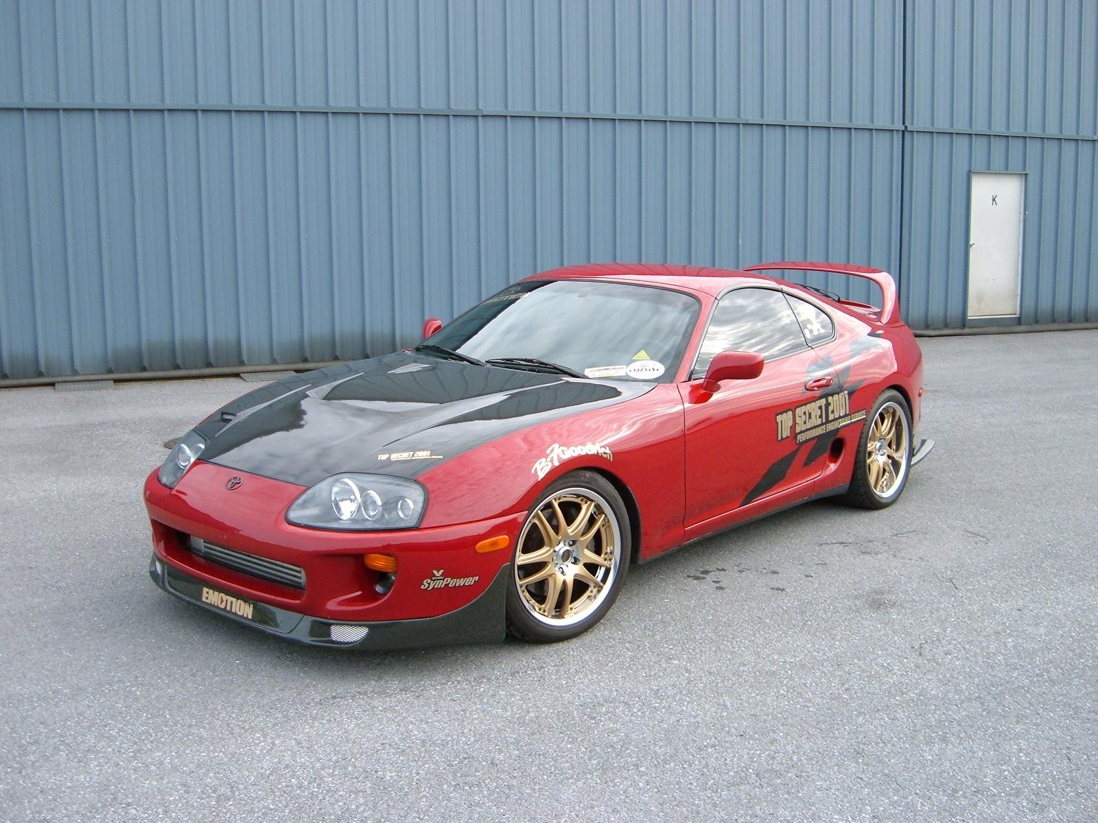 1994 Toyota Supra Pictures Cargurus