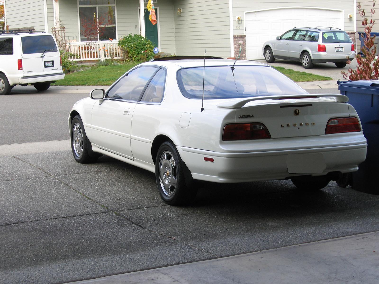 1995 Acura Legend Pictures Cargurus
