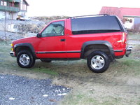 Picture of 1998 Chevrolet Tahoe 2 Dr LS SUV