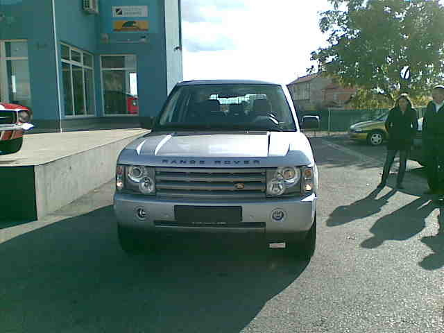 Picture of 2005 Land Rover Range Rover, gallery_worthy
