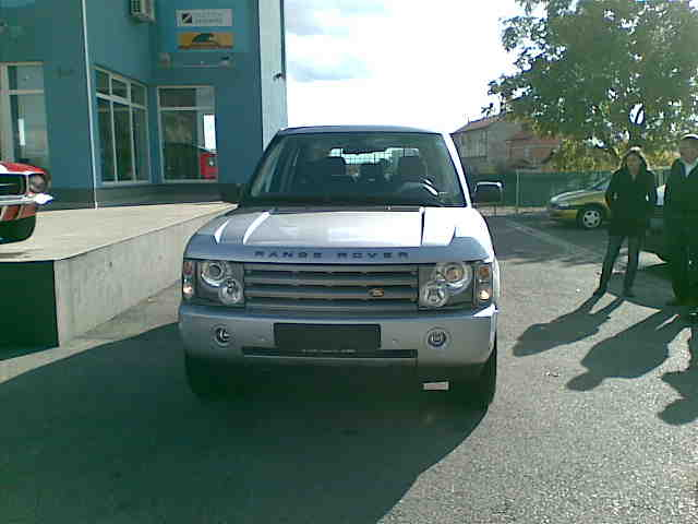 Picture of 2005 Land Rover Range Rover