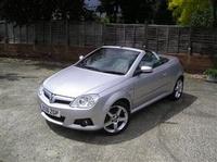 2006 Vauxhall Tigra Overview
