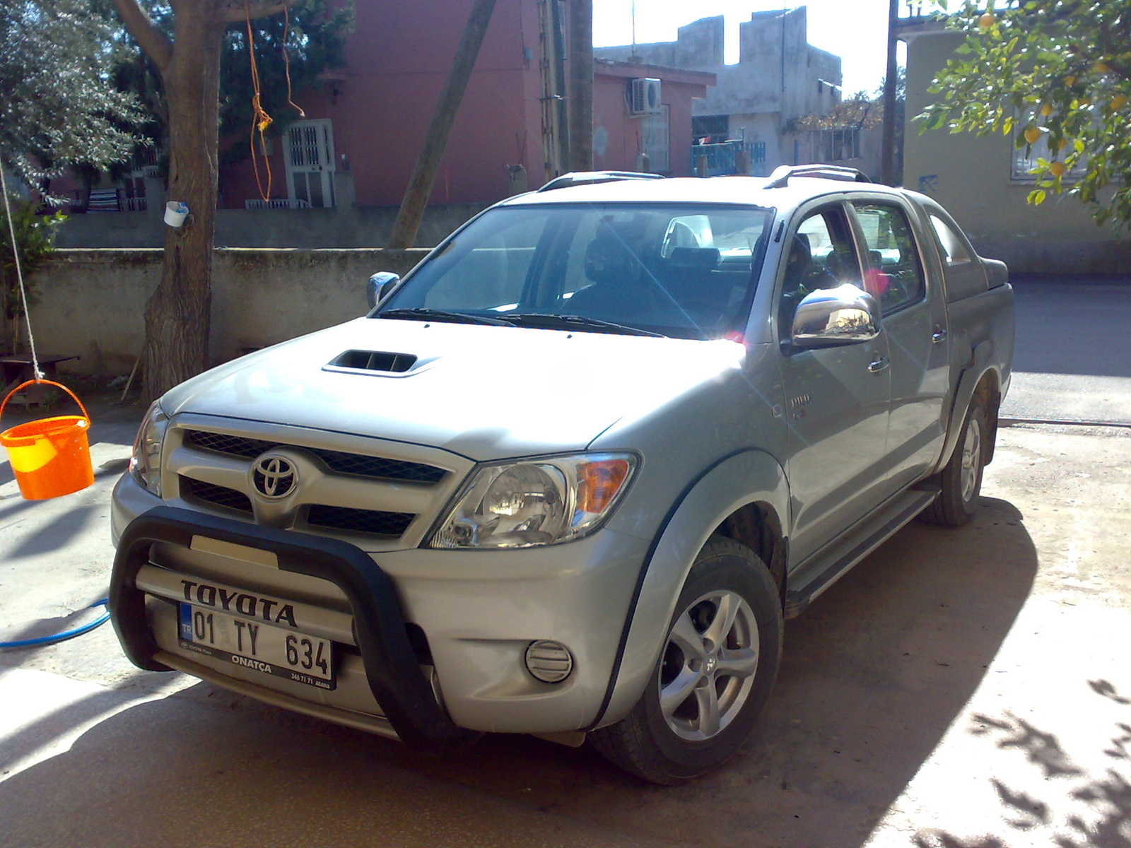 2007 toyota hilux other pictures cargurus. Black Bedroom Furniture Sets. Home Design Ideas