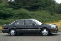 1997 Lexus LS 400 Overview