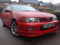 Picture of 1999 Nissan Almera, gallery_worthy