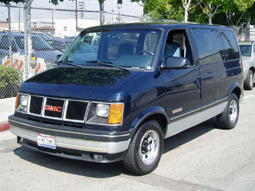 Picture of 1990 GMC Safari 3 Dr SLT AWD Passenger Van