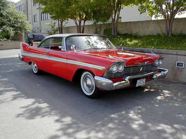 1958 Plymouth Fury - Pictures - CarGurus