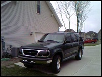 1997 Ford Explorer 4 Dr XLT 4WD SUV picture