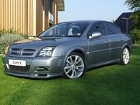 2004 Vauxhall Vectra Overview