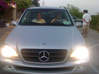 Picture of 2002 Mercedes-Benz M-Class ML320