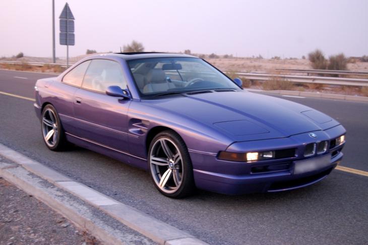 1997 Bmw 8 Series Pictures Cargurus