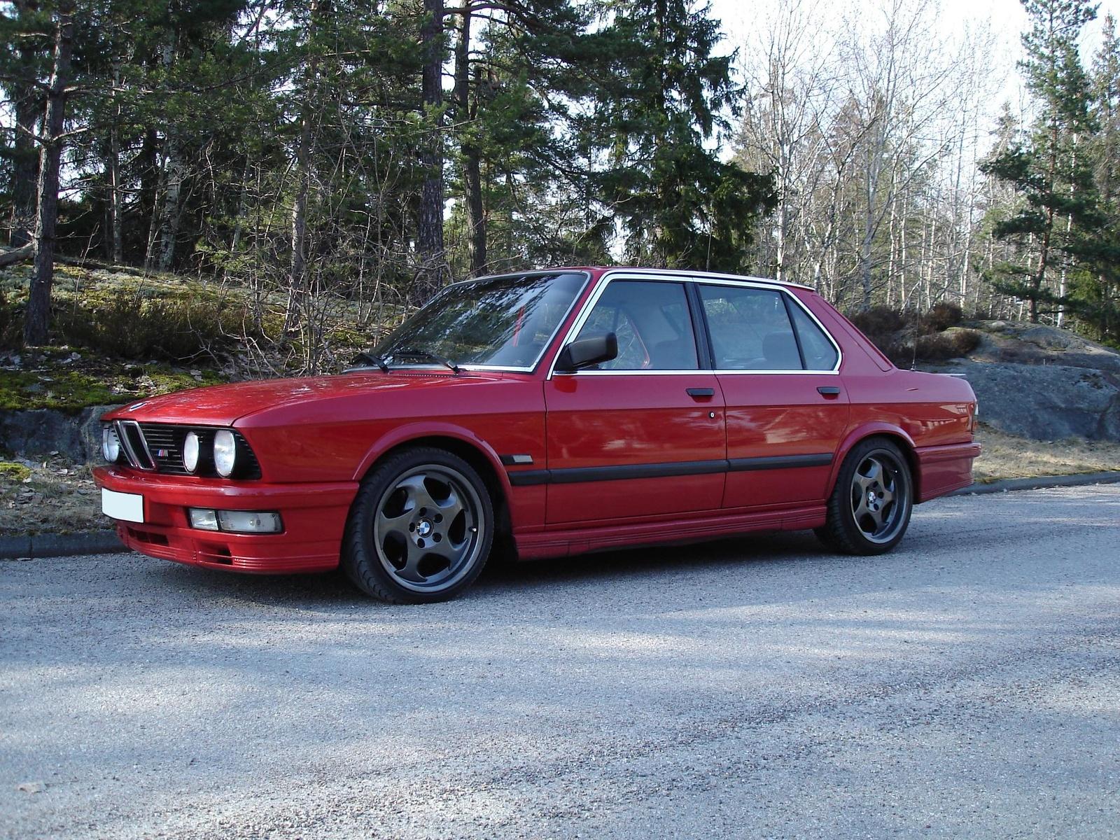 1985 Bmw 5 Series Pictures Cargurus