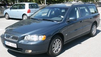2006 Volvo V70 Picture Gallery