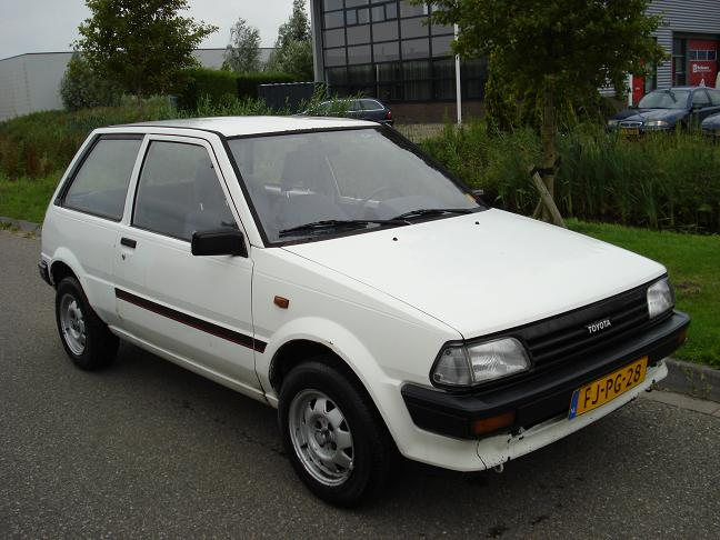 1986 Toyota Starlet picture