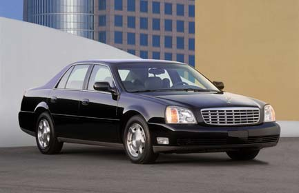2005 Cadillac DeVille picture