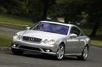 Picture of 2004 Mercedes-Benz CL-Class CL 500 Coupe