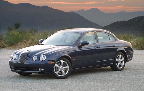 2004 Jaguar S-Type picture
