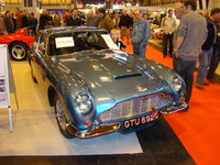 1969 Aston Martin DB6 Overview