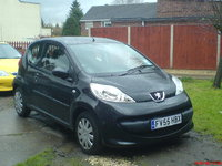 2005 Peugeot 107 Picture Gallery