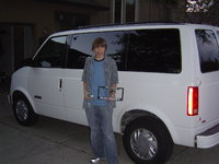 1994 Chevrolet Astro Cargo Van Overview