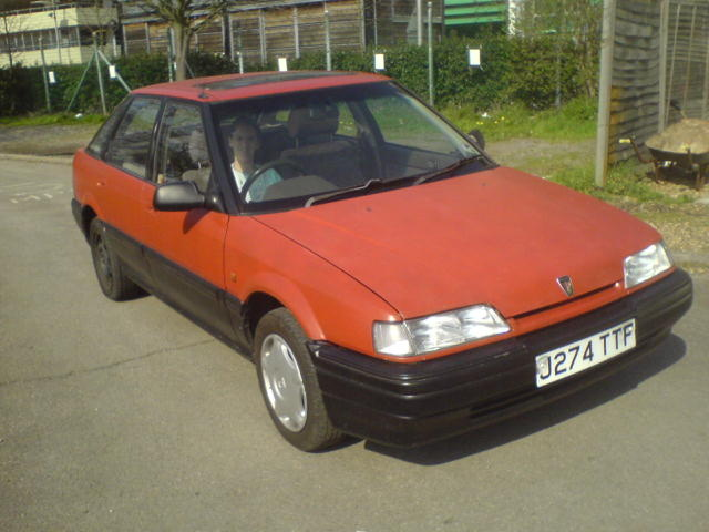 Picture of 1993 Rover 216, gallery_worthy