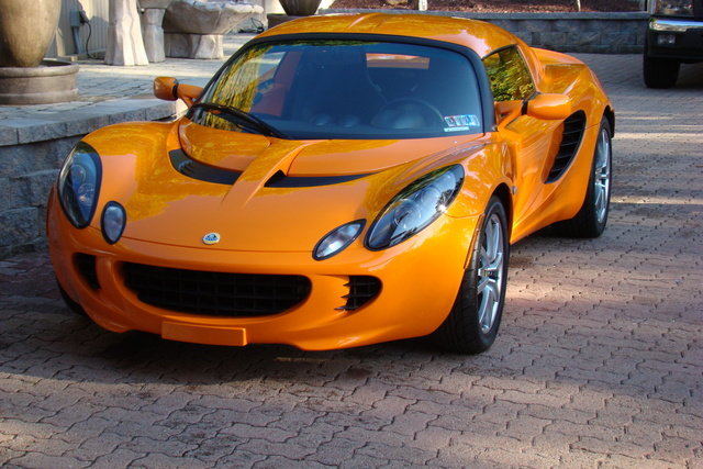 Picture of 2007 Lotus Elise Roadster