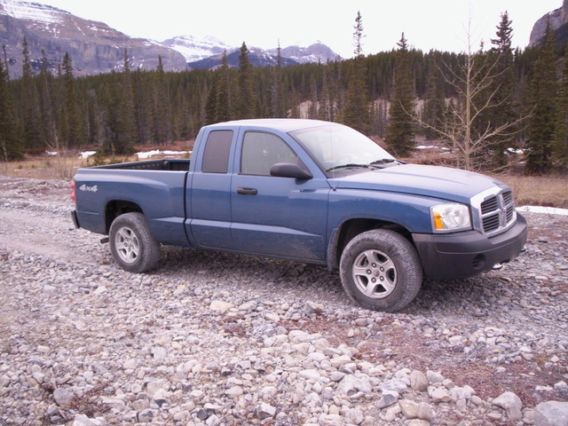 Dodge Dakota Dr St Wd Extended Cab Sb Pic X on 2003 Dodge Dakota Extended Cab 4x4