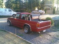 Picture of 1991 Mazda B-Series Pickup 2 Dr B2200 Standard Cab LB