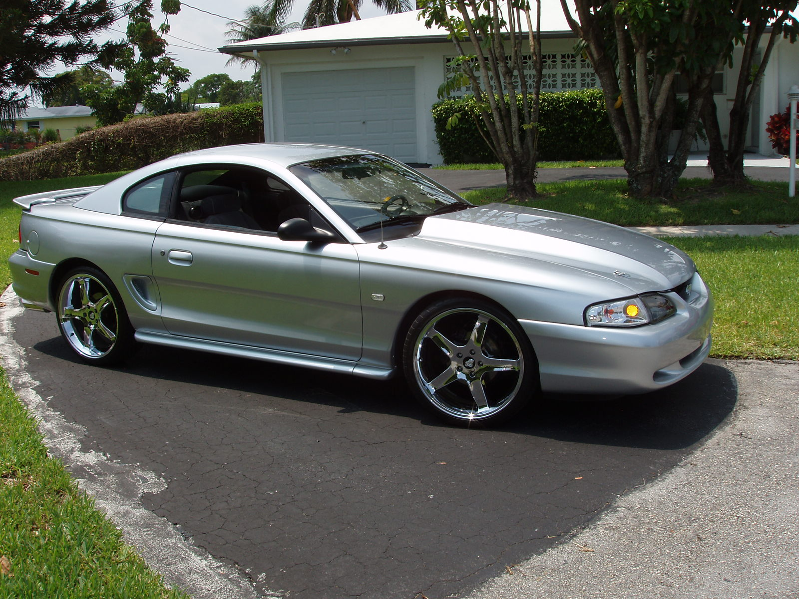 1994 Ford Mustang Pictures Cargurus