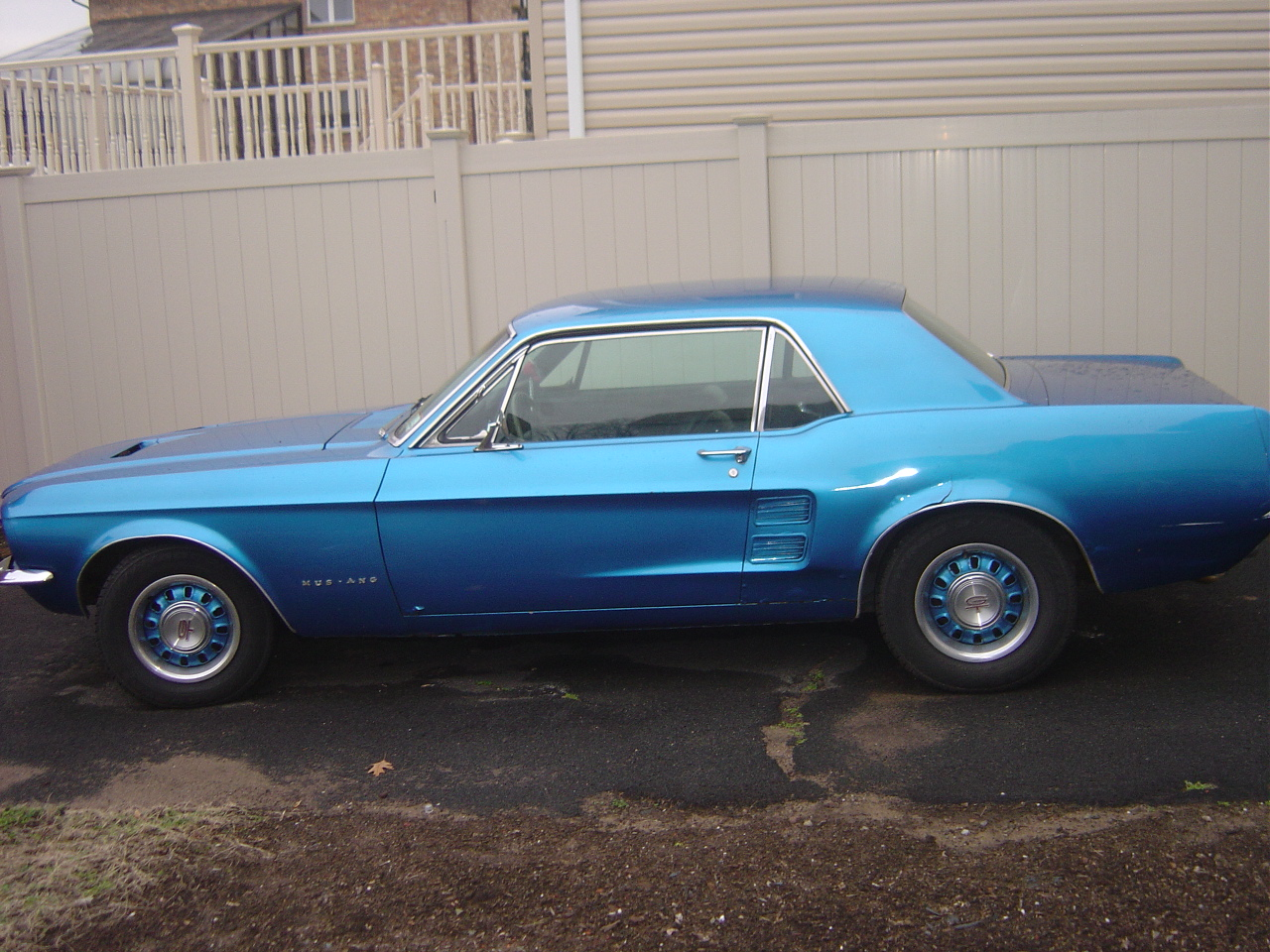 1967 Ford Mustang Pictures Cargurus