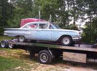 1960 Chevrolet Bel Air picture