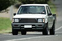 1995 Mitsubishi L200 Overview