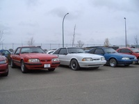 Picture of 1992 Ford Mustang LX 5.0 Hatchback