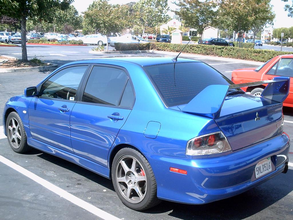 2004 Mitsubishi Lancer Evolution Pictures Cargurus