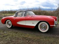1956 Chevrolet Corvette Overview