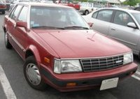 1984 Nissan Stanza Overview