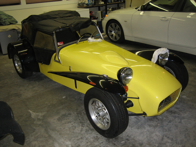 Picture of 1976 Caterham Seven