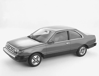 1985 Ford Tempo Overview