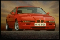 1991 BMW 8 Series 850i, 1991 BMW 850 850i picture, exterior